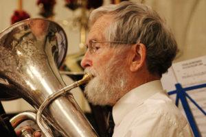 Don Johansson, euphonium