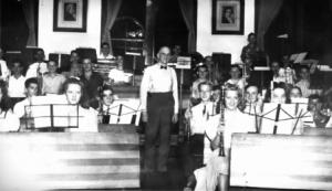 B.J. Pfohl, Conductor 1941