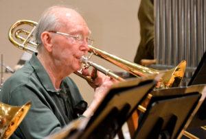 Bob Ward, Trombone