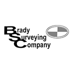 Brady Surveying logo