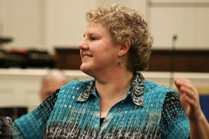 Eileen M. Young, Music Director