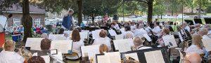 Salem Band concert