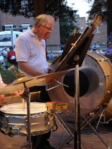 Robert Boyles, percussion