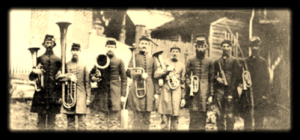 Salem Band historical photo