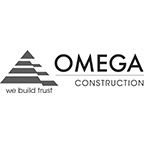Omega Construction logo